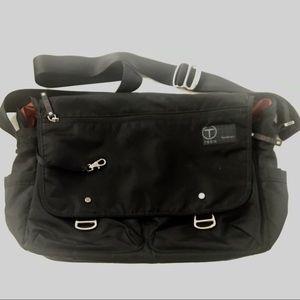 TUMI T-Tech Essential Gear Briefcase Laptop Bag